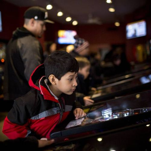 Playing Pinball, Creating Whiz Kids – WSJ