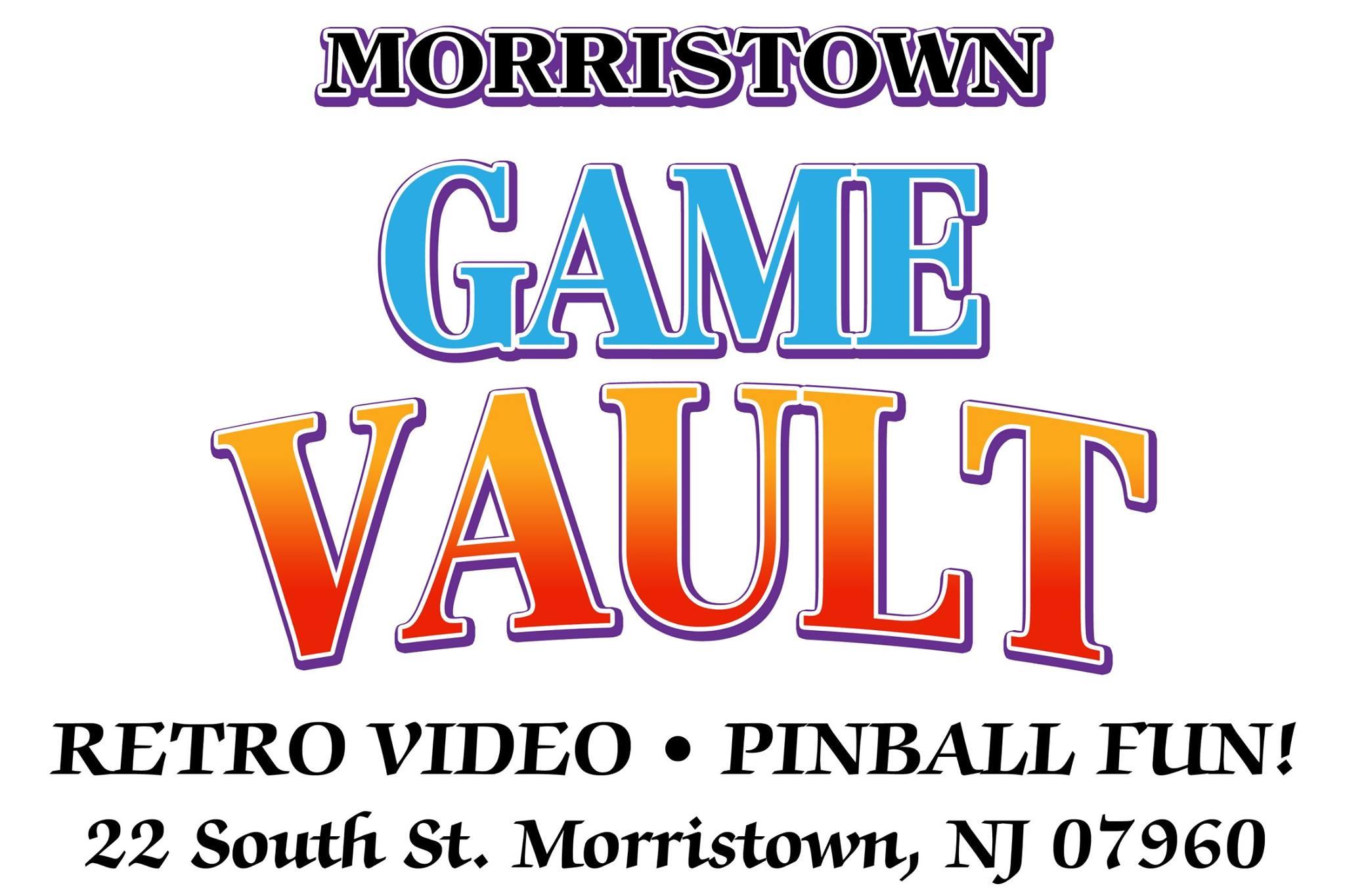 Slam Tilt at the Morristown Game Vault