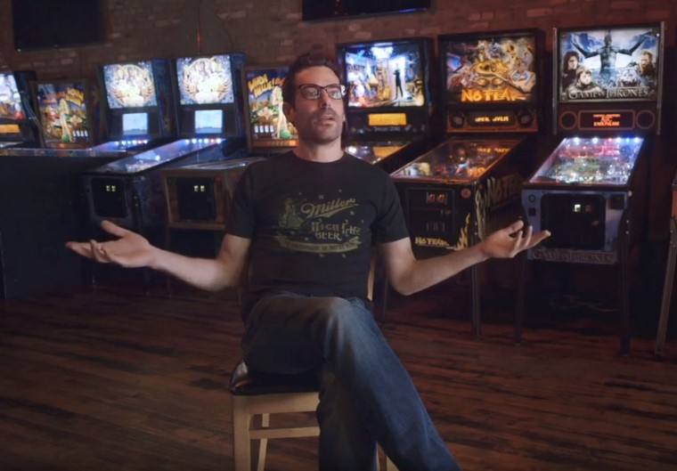The Last Pinball Doctors [Video]