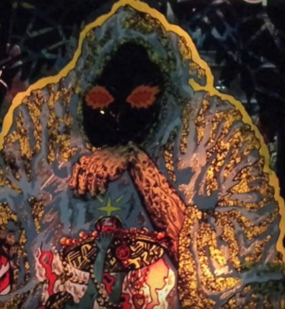 Horror-Themed Pinball Machines: Mr. Black