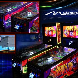 Multimorphic at Dave & Buster's (Austin, TX)