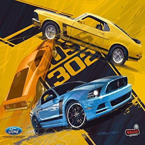 MustangBOSS302