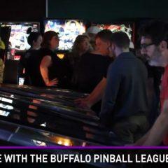 Buffalo Pinball League on NBC2 News