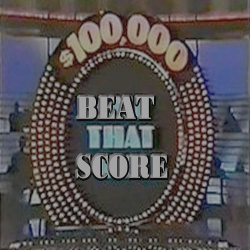 "Tournament idea: ""Beat That Score!"""