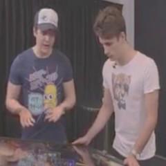 Ned & Josh Pin Challenge
