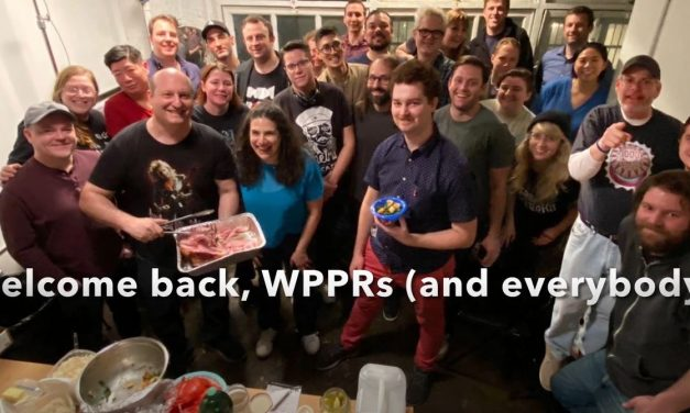 Welcome back, WPPR Points!