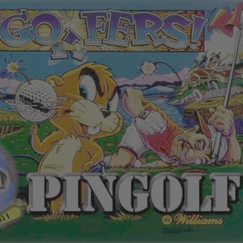 PinGolf Finals Day!