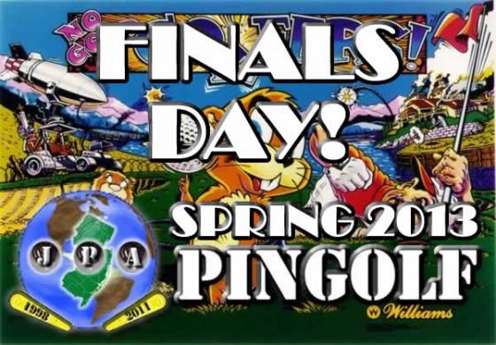 No Good Gofers-PinGolf-FinalsDaySpring2013