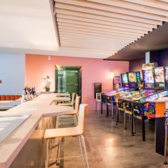 Inside Outer Orbit, a Mission Street Pinball Bar With Hawaiian Food – Eater SF