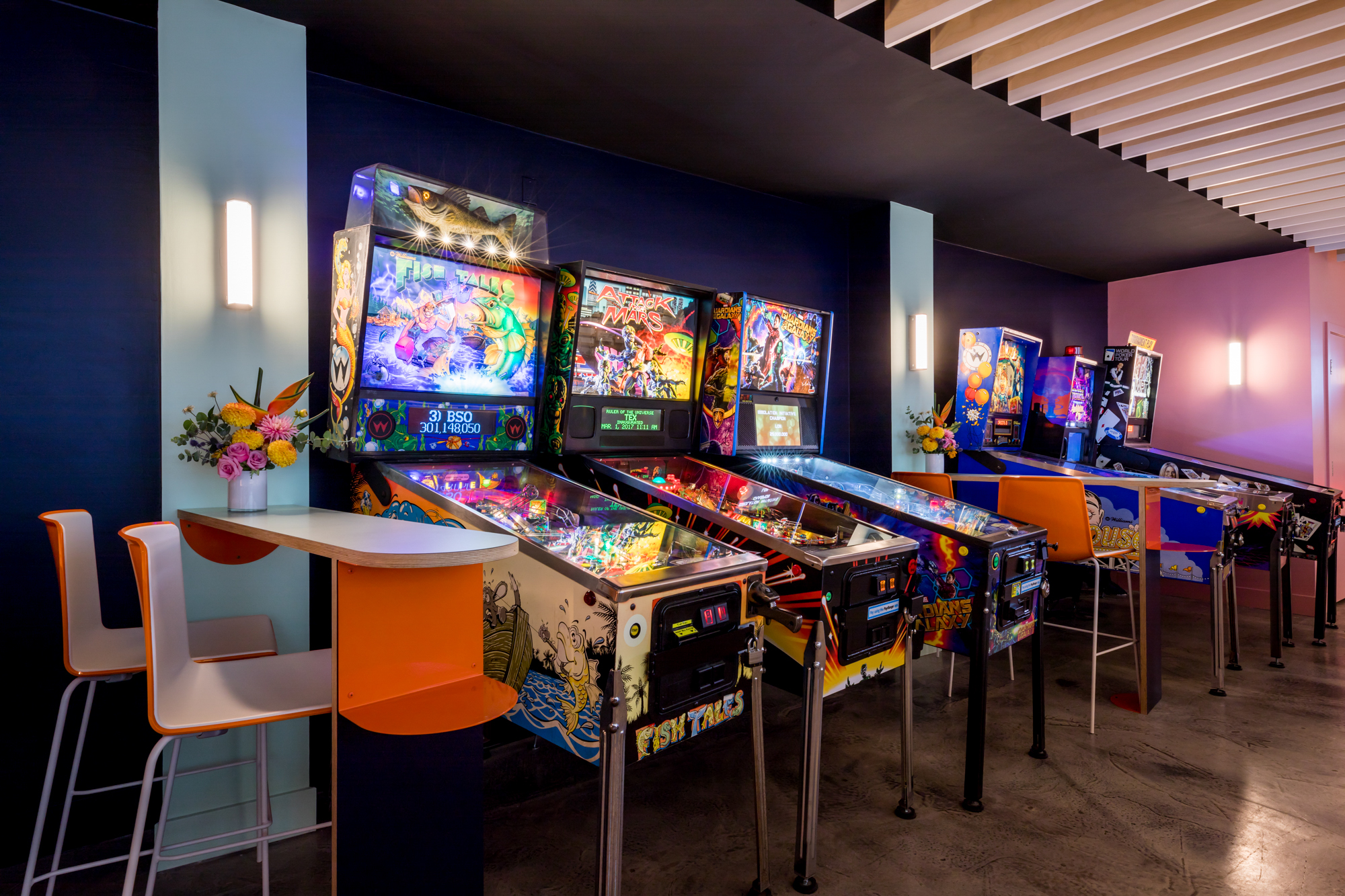 13 SF Bars With Great Arcade Games