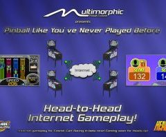 Multimorphic announces Head to Head Play over Internet