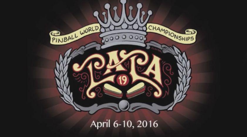 PAPA 19 World Pinball Championships Video Coverage