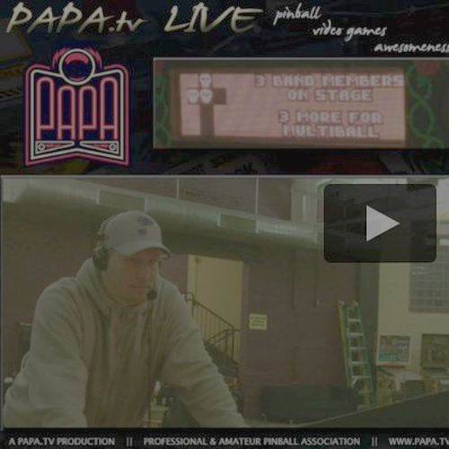 PAPAtv LIVEplay: Winter is coming.