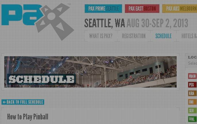 Are you going to PAX Prime?
