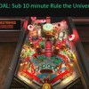 Pinball Done Quick: Attack from Mars Speedrun – The Pinball Arcade