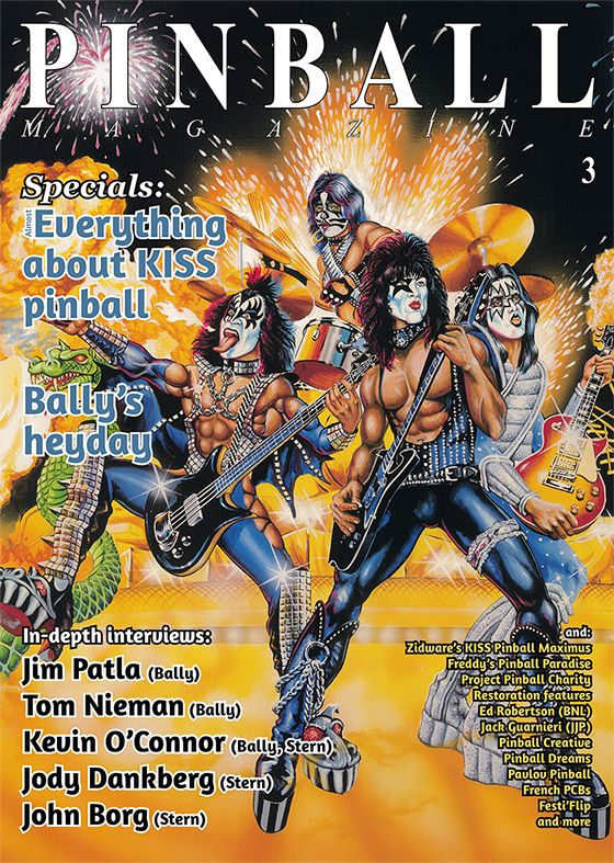 Pinball Magazine 03 Kiss special cleaned up.indd