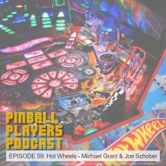 Hot Wheels: Pinball Players Podcast