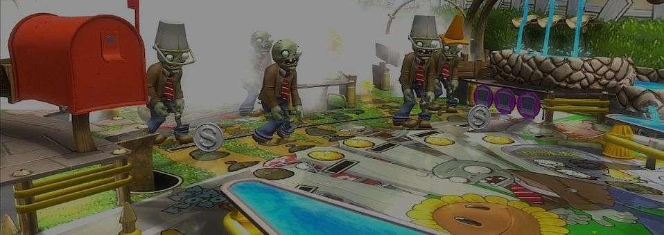 Plants vs. Zombies Pinball