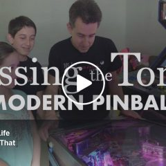 Passing The Torch – Modern Pinball