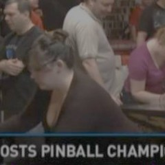 Gorham home hosts pinball championship [WCHS6-NBC]
