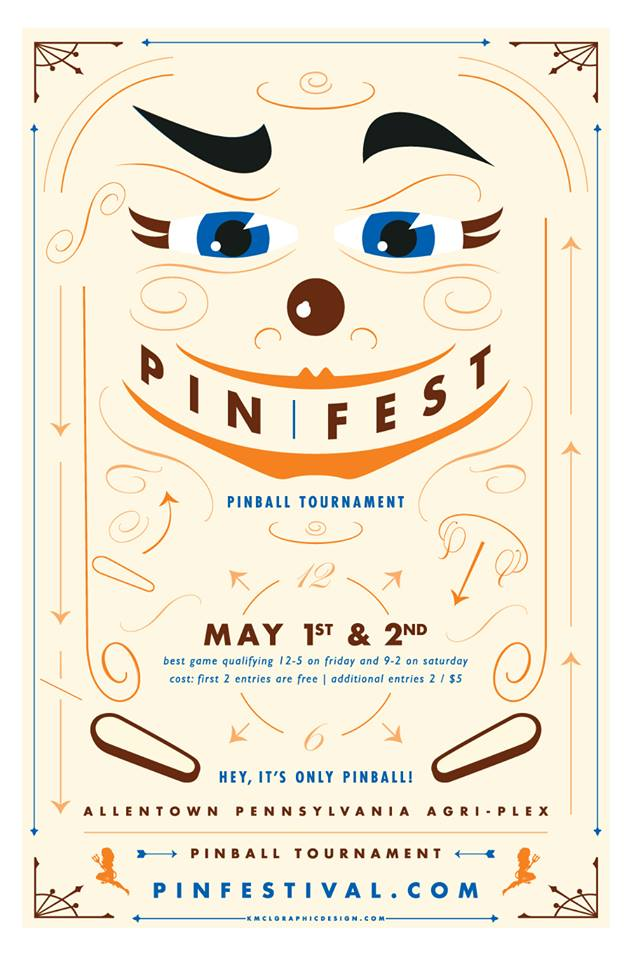 PinFest Flyer