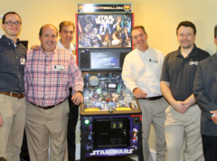 Pinball Wizards! Project Pinball Charity Donates Machines to Both Houses – Atlanta Ronald McDonald House Charities