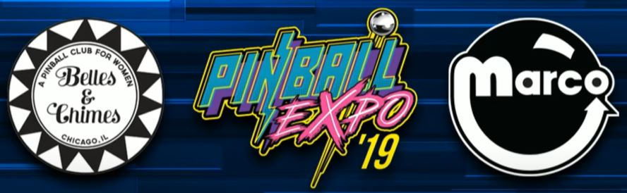 Pinball Expo 2019 Women's Finals