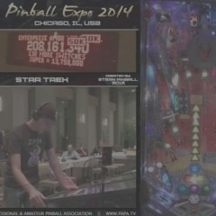 Pinball Expo 2014 Finals [VIDEO]