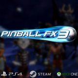 Pinball FX3 Announced