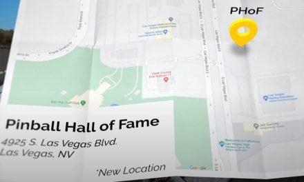 Pinball Hall of Fame Las Vegas: Soft Opening