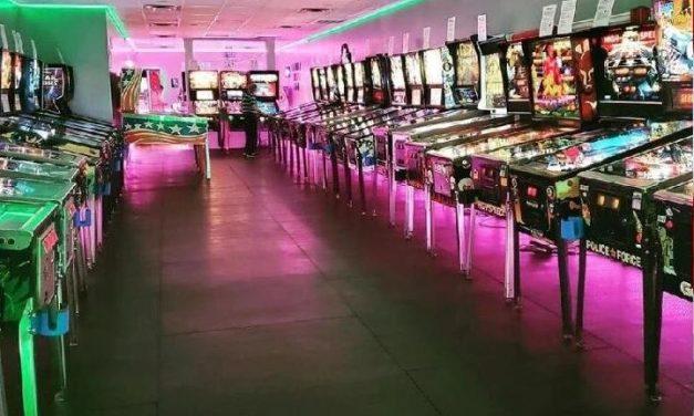 Kentucky Pinball Museum Opens