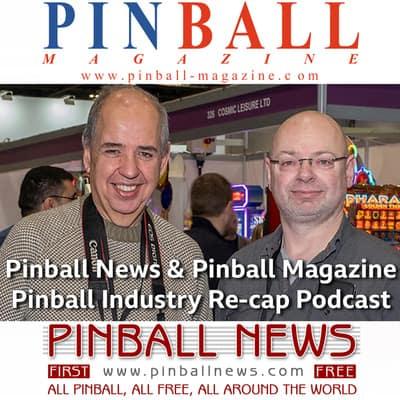 Pinball News & Pinball Magazine Podcast – August 2020