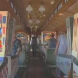 Pinball on a Train