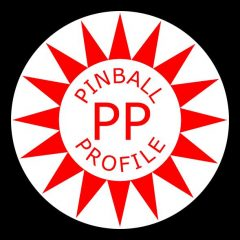Pinball Pros(e) v0.8 | Pinball Profile: Josh Sharpe pushes buttons.