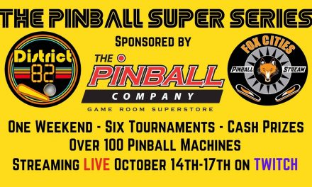 Pinball Super Series Cash Prizes Increased!