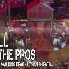 Pinball with the Pros: Lyman Sheats