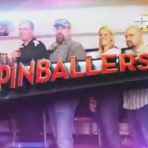 Pinballers – The Reality Show!