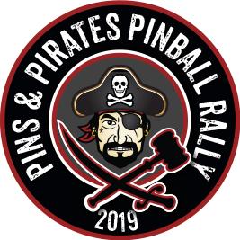 Pins and Pirates Pinball Rally