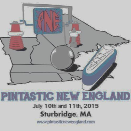 Event: Pintastic New England Pinball Show