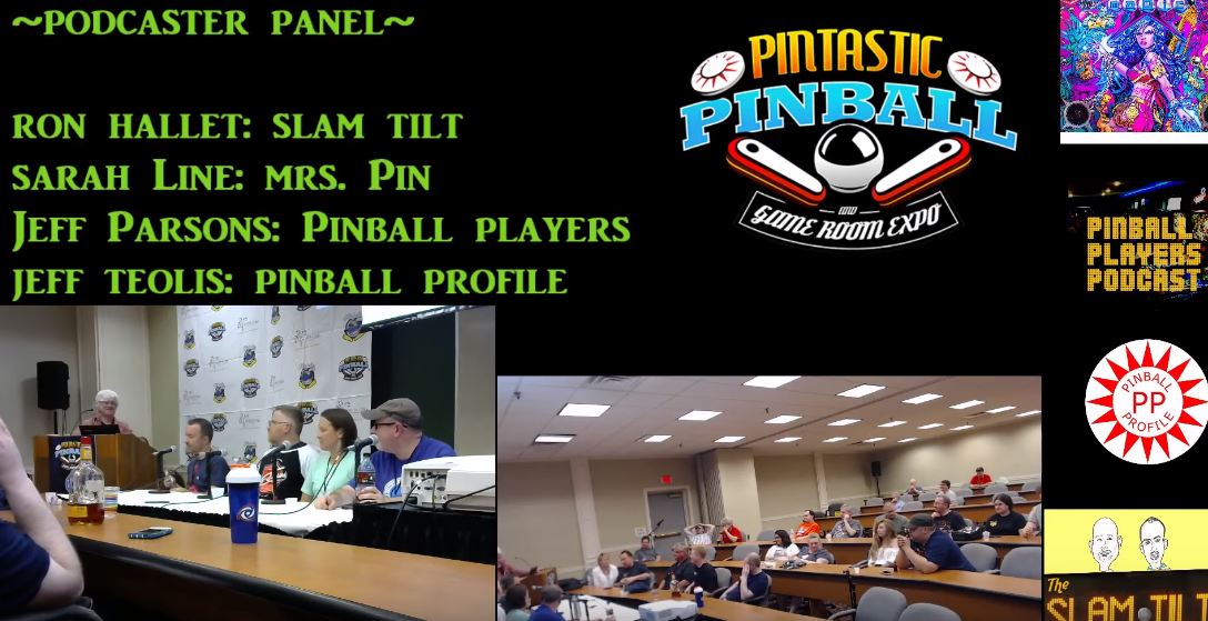Pintastic Podcasters Panel