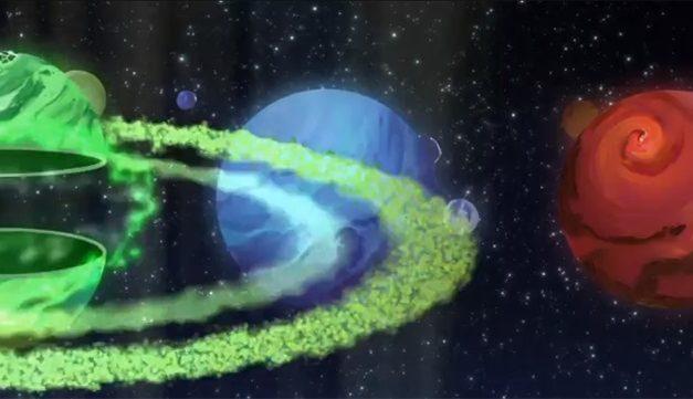 RAZA Quick Shots: Planet Rollovers