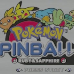 Let's Play Pokemon Pinball Ruby and Sapphire