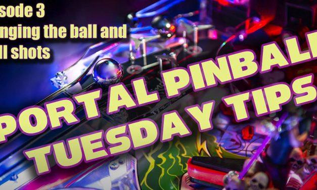 Portal Pinball Tips 3: Skillfully Plunging