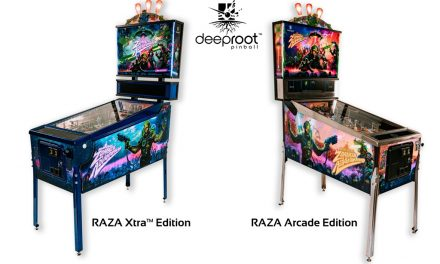 Pinball Profile: deeproot Pinball panel discussion on RAZA