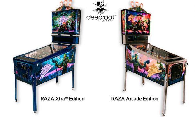 Pinball Profile: deeproot Pinball panel discussion on RAZA