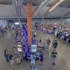 Photo of the day: ReplayFX panorama