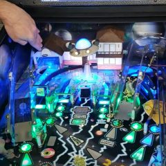 Rick and Morty Pinball Overview