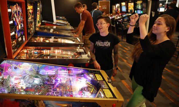 Rochester City Newspaper: Rochester Pinball Collective