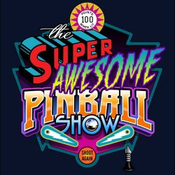 Super Awesome Pinball Show with Ed Robertson