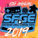 Southern Fried Gameroom Expo Info Livestream